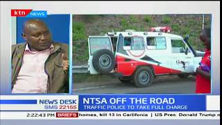 Studio Interview: NTSA taken off the roads