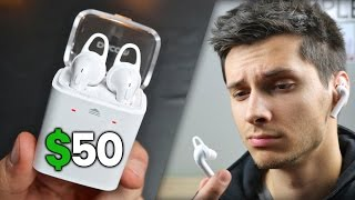 $50 AirPods Clone - How Bad Can They Be?