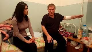 Первое интервью после нападения на Славу Прудникова