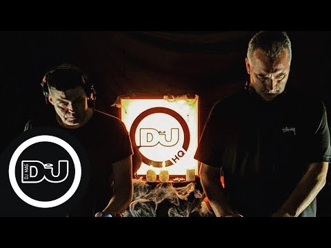 Slam Techno Set Live from #DJMagHQ