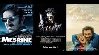 Vincent Cassel / Венсан Кассель. Top Movies