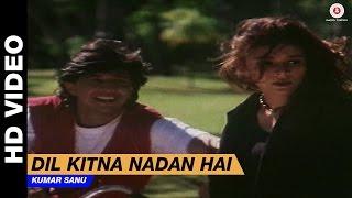Dil Kitna Nadan Hai (Title Track) | Kumar Sanu | Raja