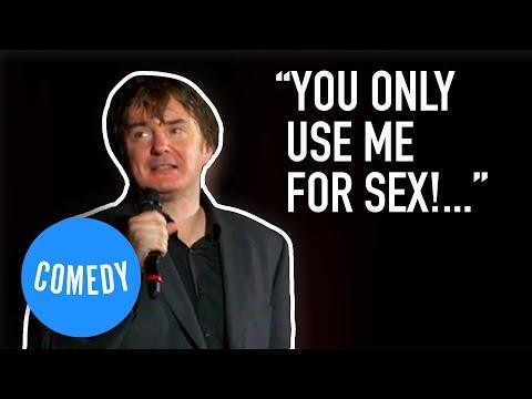 Dylan Moran o mužích a ženách - Stand-up okénko