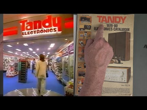 EEVblog #1240 - Tandy In The 1980's