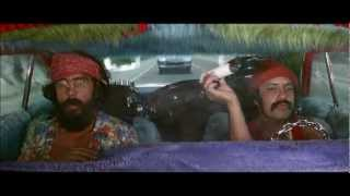 Cheech & Chong - Up In Smoke - Funniest Scenes