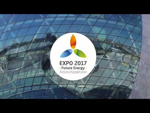 All NUSSLI projects at the Expo Astana 2017