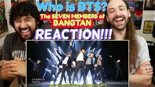 Who is BTS?: The Seven Members of Bangtan (INTRODUCTION) | REACTION!!!