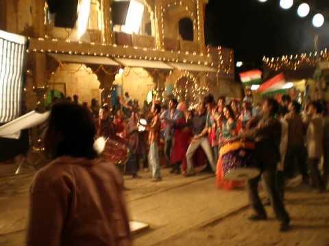 Victory Mazaa Aa Gaya Backstage 06