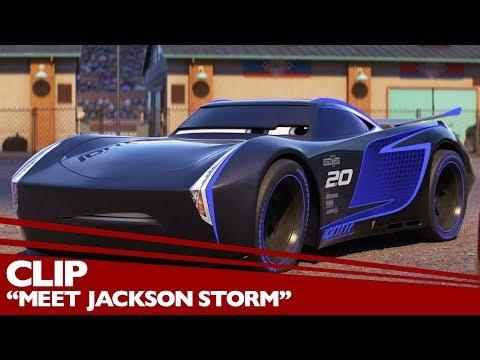 Cars 3 (Clip 'McQueen Meets Jackson Storm')