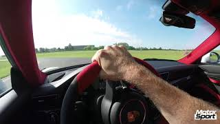Porsche 911 (991/2) GT2 RS lap time at Magny-Cours Club