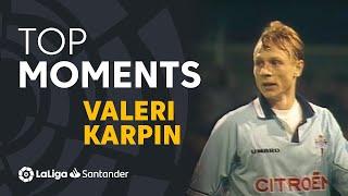 TOP MOMENTS Valeri Karpin