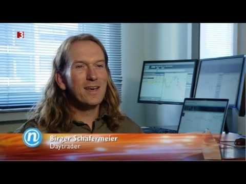Daytrader Birger Schäfermeier