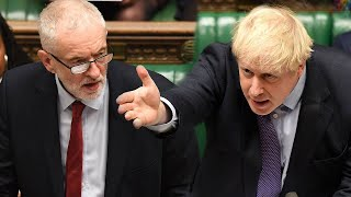 video: Brexit latest news: Boris Johnson meets Jeremy Corbyn to discuss new way forward on Brexit Bill before they clash at PMQs - watch live