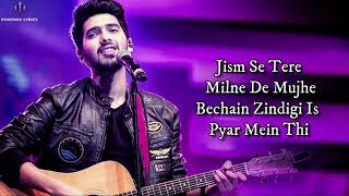 Zikr (LYRICS) - Armaan Malik - YouTube