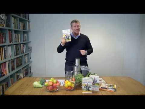 The Reboot with Joe Juice Diet Recipe Book - Hodder & Stoughton
