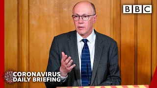 Coronavirus: We must continue to comply with social distancing guidance - Powis 🔴 @BBC News   - BBC