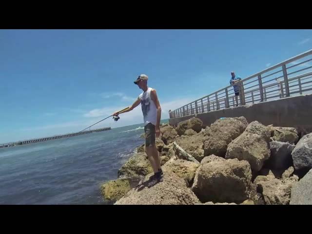 Sebastian Inlet Snook Fishing