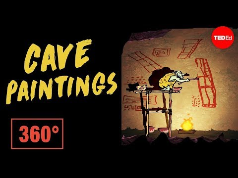 Explore cave paintings in this 360° animated cave - Iseult Gillespie