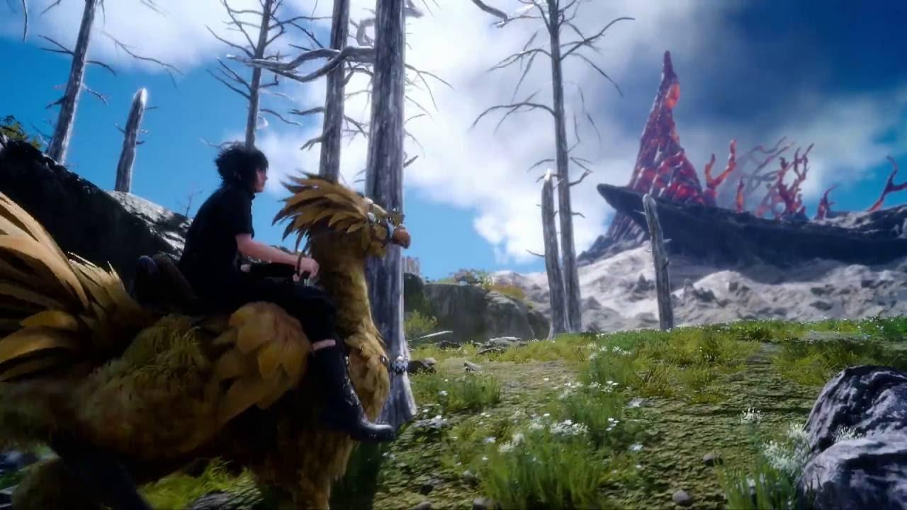 Trailer di Final Fantasy XV