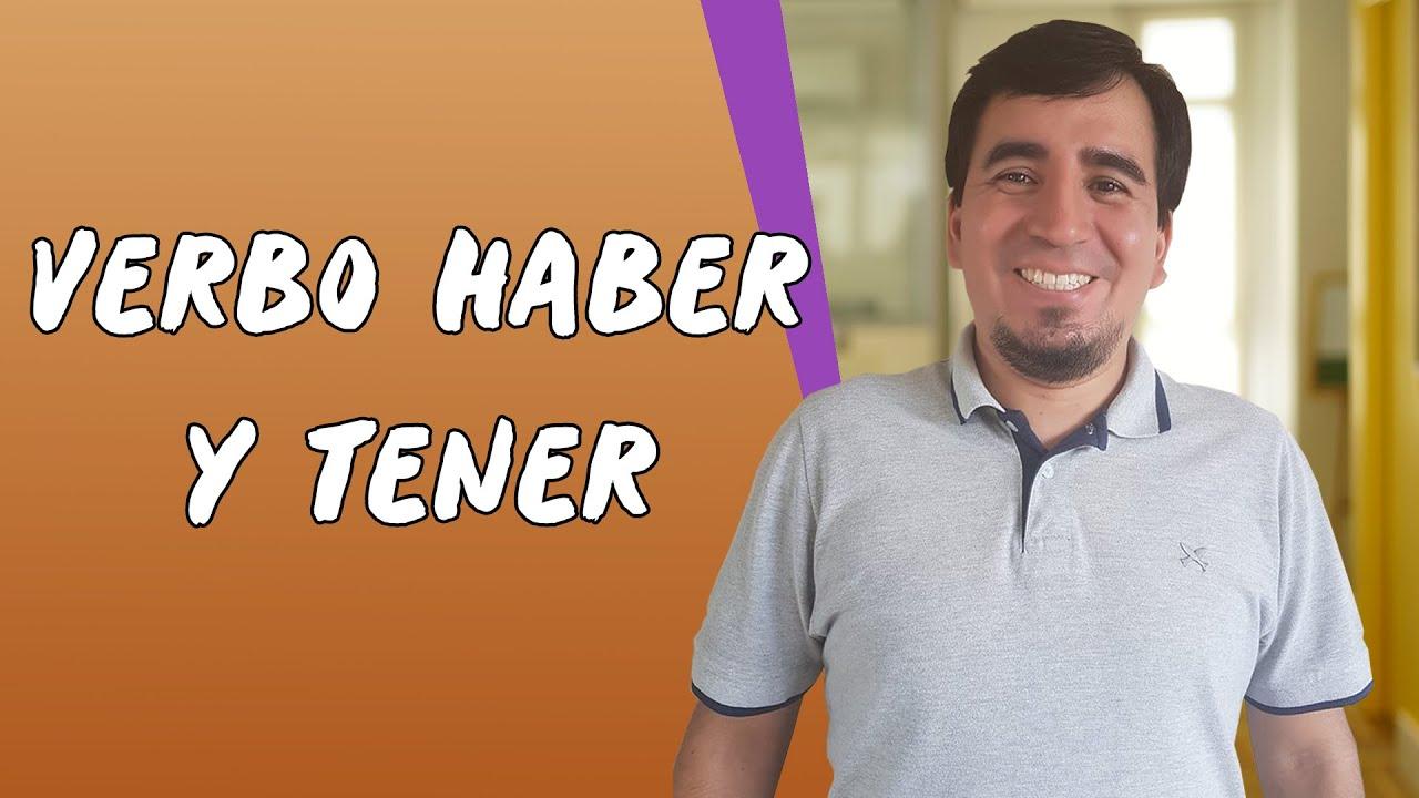 Verbo Haber y Tener