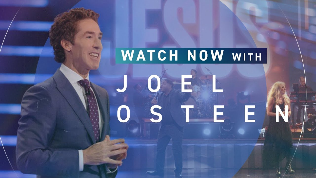 Lakewood Church Sunday Service with Joel Osteen 23 August 2020