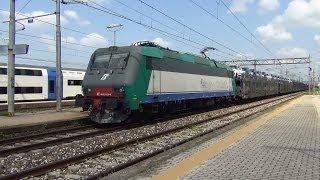 preview picture of video 'Traffico ferroviario a Rovigo'