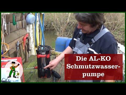 Schmutzwassertauchpumpe von AL-KO
