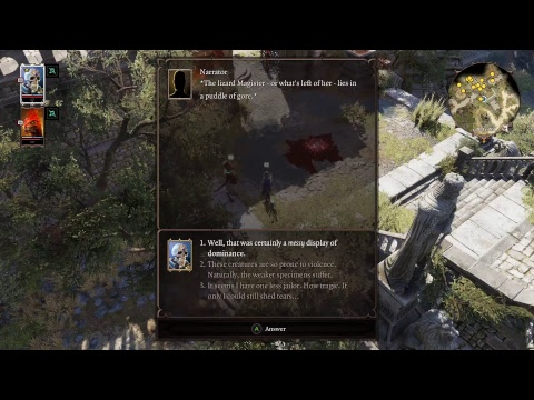 Divinity Original Sin 2: Undead Rogue Gameplay Part 1 - Fane The