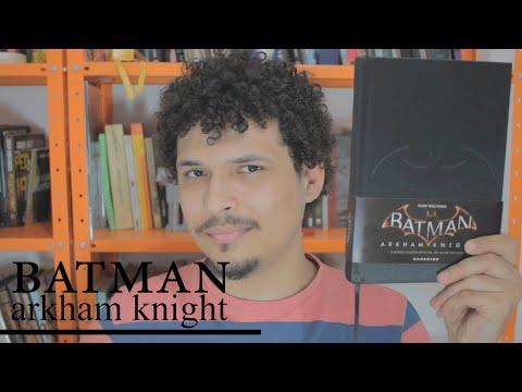 #94 - Morcego em apuros! (Batman Arkham Knight) - Figueira de livros