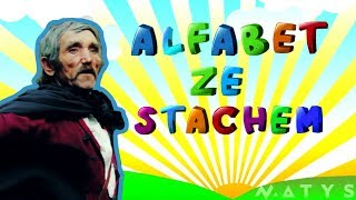 Alfabet ze Stachem Jones