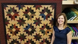 Daybreak Quilt Tutorial | Lets Make!