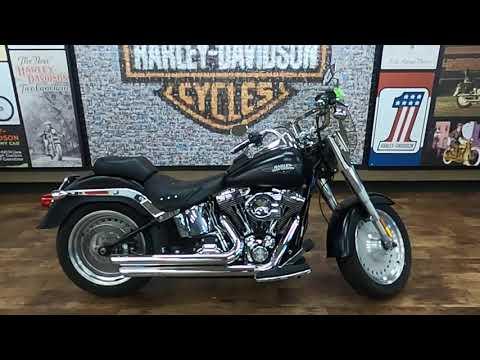 2009 Harley-Davidson Softail Fat Boy