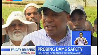 Residents in Nakuru claim some dams are leaking thus posing dangers to those living downstream