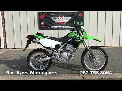 2018 Kawasaki KLX 250 in Greenville, North Carolina