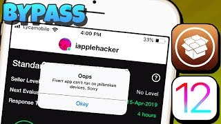 bypass snapchat jailbreak detection ios 12 - TH-Clip