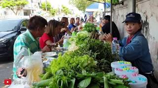 ขายผัก หรือ ขายขนมจีน 🥗 งงมาก!!!