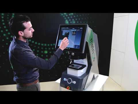 Sistemi di misurazione digitale - Misura ottica - METRIOS