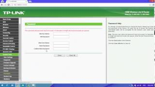 How To Change the Admin Username or Password of TP-LINK Routers