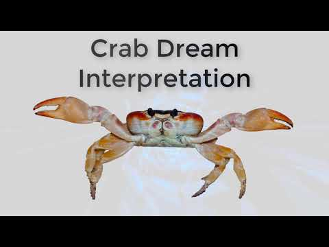 What is the meaning of crab in a dream  |  Dreams Meaning and Interpretation
