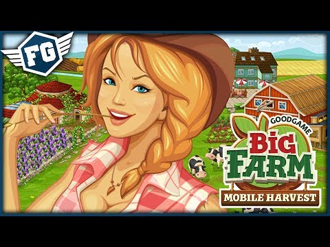 POŘÁDNÁ ÚRODA - Big Farm: Mobile Harvest