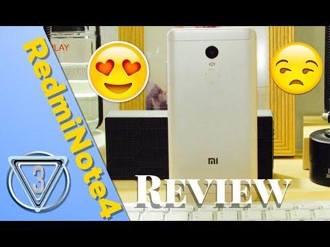 Xiaomi Redmi Note 4 Review en Español