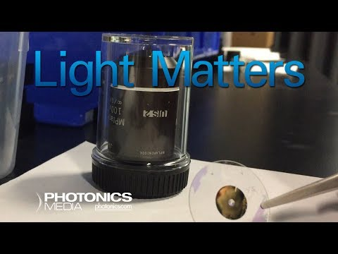 Capasso Group Revolutionizes Flat Lenses