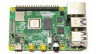 Raspberry Pi 4 Model B