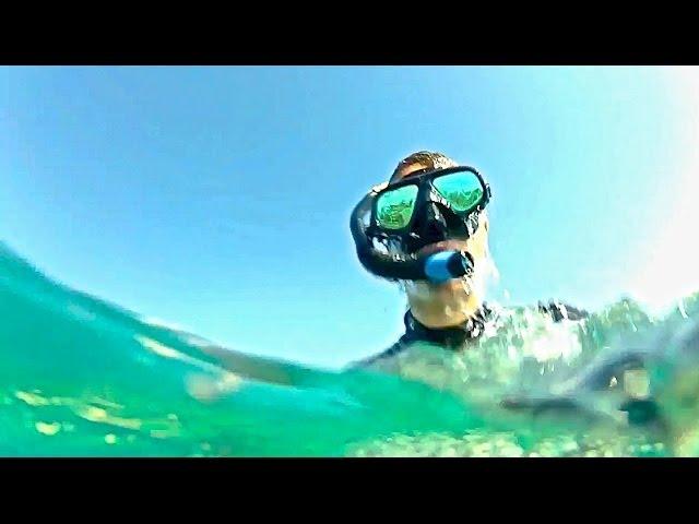 Snorkeling Greece