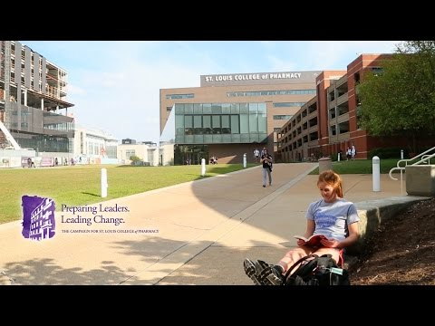 University of Health Sciences and Pharmacy - video