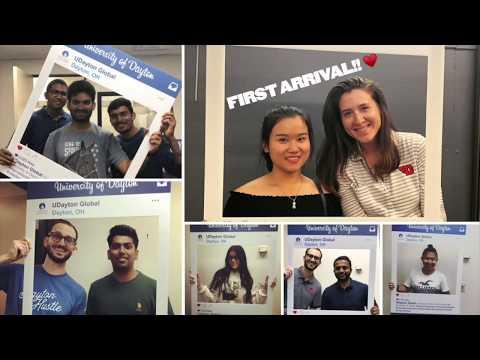 UDayton Global Fall 2019 Orientation Highlights