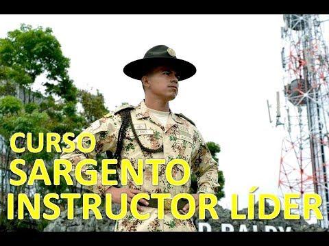 Conozca el entrenamiento del Sargento Instructor Líder en el CENAE