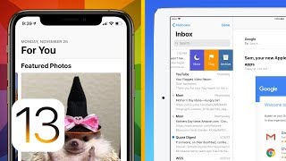 Exciting iOS 13 Leaks & Rumors! Redesigned Home Screen & More