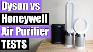 Dyson Pure Cool Air Purifier TP04 vs DP04 vs Honeywell HPA200