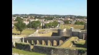 preview picture of video 'La  citadelle  de Blaye'